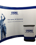bespoke stands, display stand, kiosk design